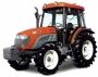 Tracteurs de 60 à 90 cv