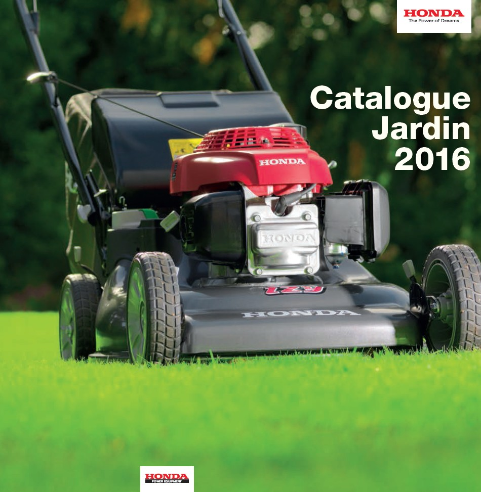 Catalogue HONDA