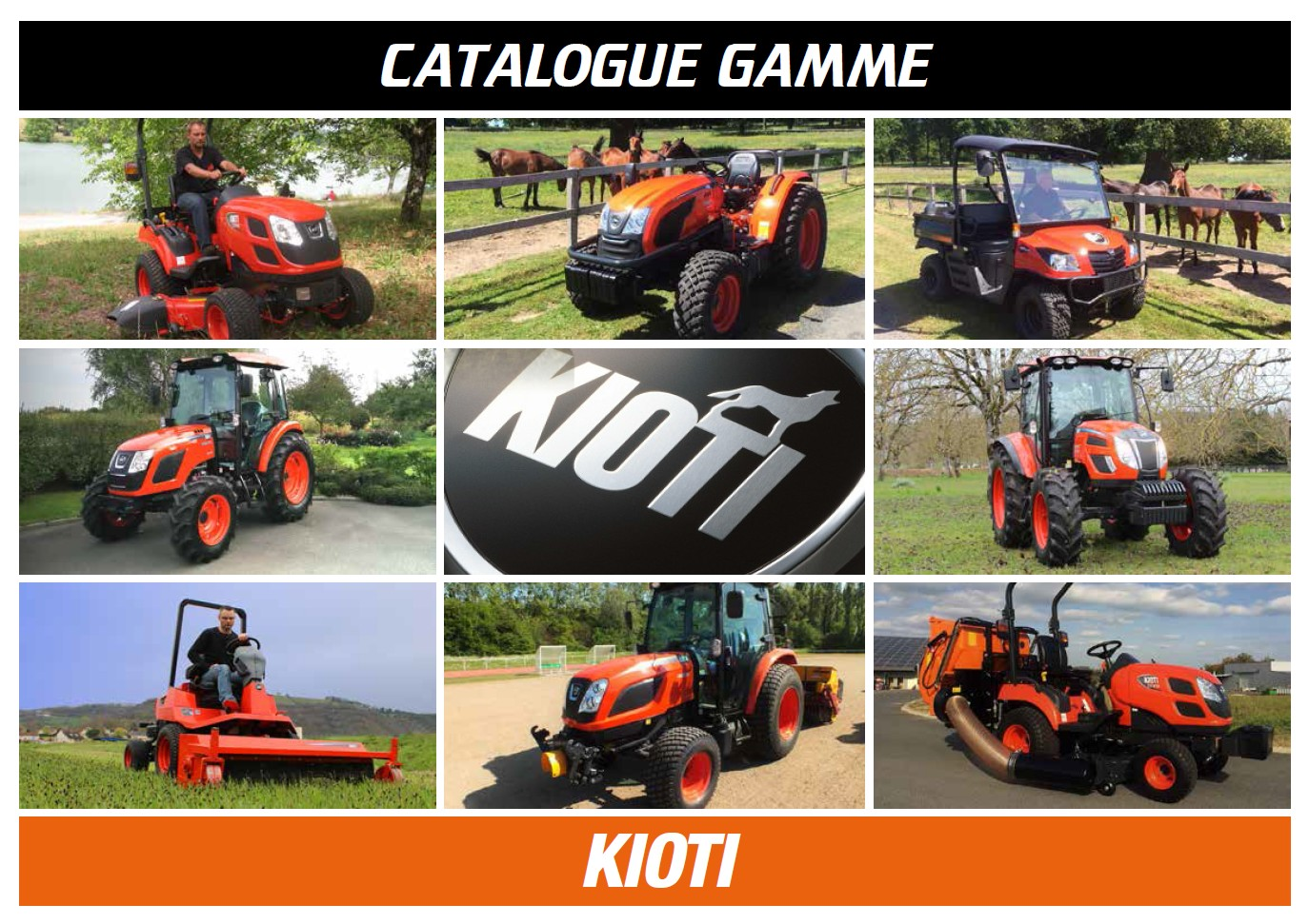 Catalogue KIOTI